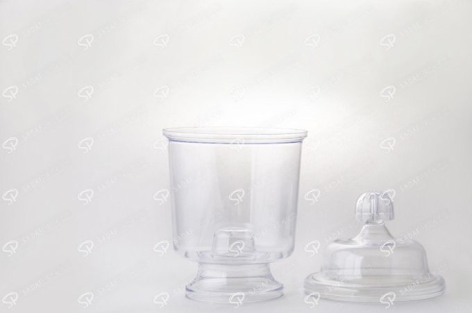##tt##-Crystal Container - Cup Design