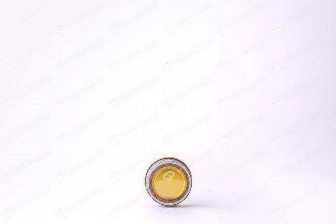 ##tt##-Saffron Metal Container - 1gr