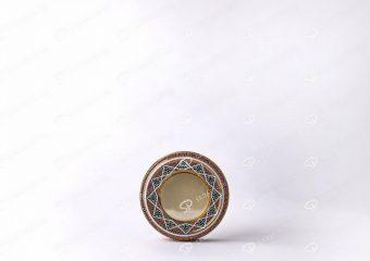 علبة زعفران معدنية - 10 غرام