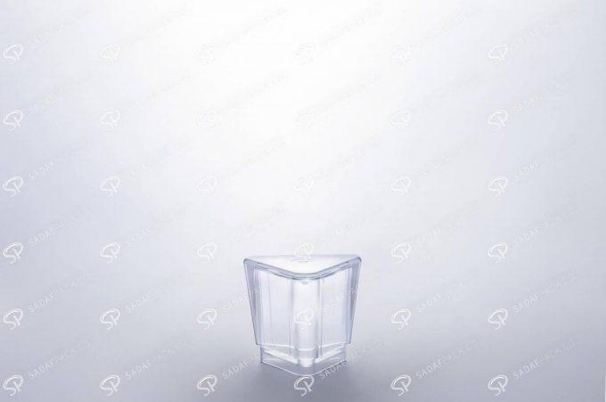 علبة زعفران الماس متوسطة