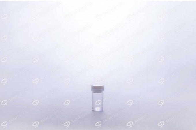 ##tt##-Saffron Powder Crystal Container - Milky Long