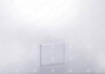 علبة كريستالية مستطيلة 3 (7 رفيعة)