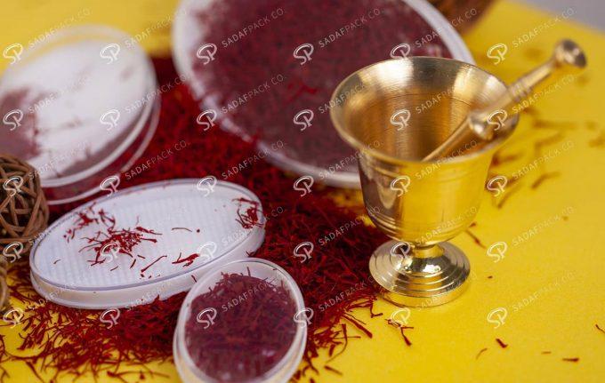 ##tt##-Saffron Crystal White Bottom - Oval 4