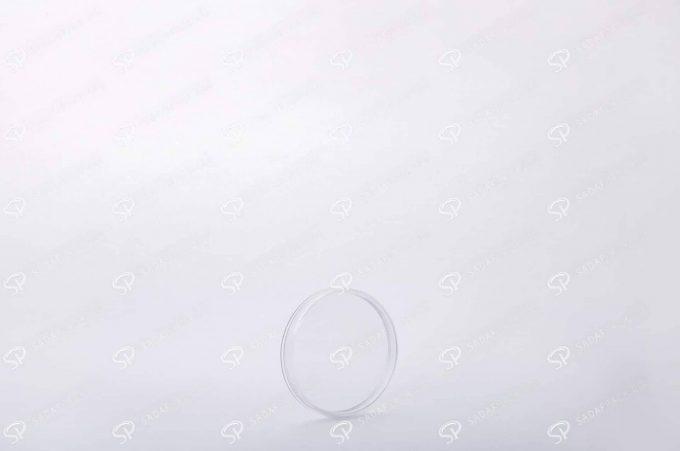 ##tt##-Saffron Crystal Container - Round 2 (5 Flat)