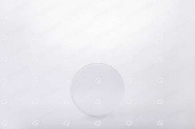 ##tt##-Saffron Crystal Container - Round 5 (8 Convex)