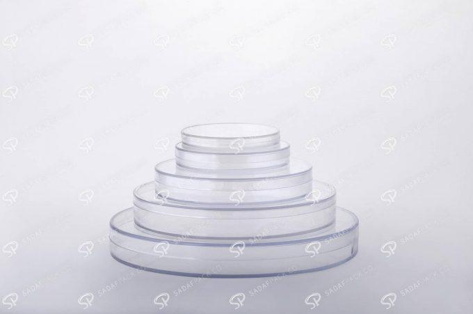 ##tt##-Saffron Crystal Container - Deep Round 1 (5.5)