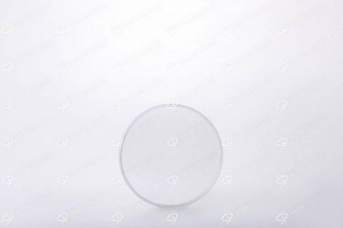 ##tt##-Saffron Crystal Container - Deep Round 3 (9 Medium)