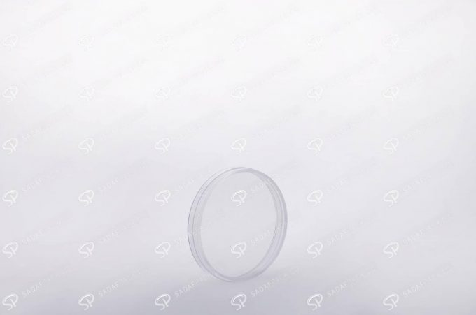 ##tt##-Saffron Crystal Container - Deep Round 2 (6.5)