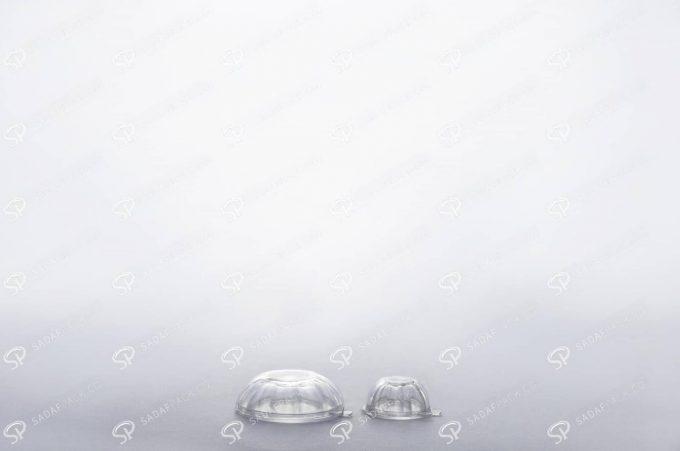 ##tt##-Saffron Crystal Container - Ocular Small