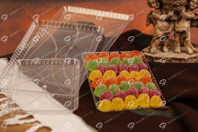 ##tt##-Crystal Tray - Size Small