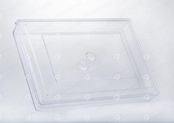 ##tt##-Crystal Container - Simple Designed Rectangular