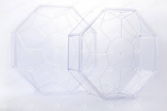 ##tt##-Crystal Container - Octangular Small
