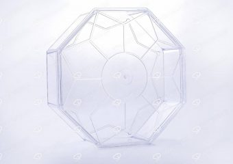 ##tt##-Crystal Container - Octangular Big
