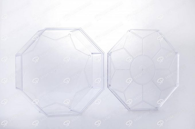 ##tt##-Crystal Container - Octangular Big