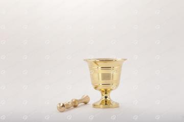 ##tt##-Cup Saffron Mortar - Size 67