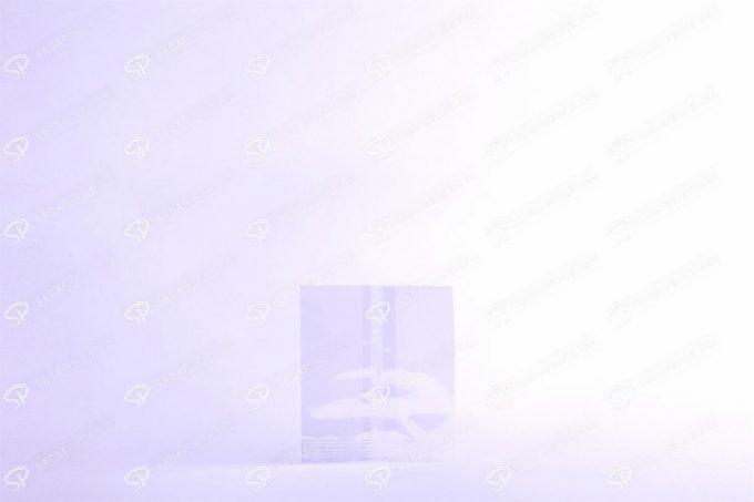 ##tt##-Saffron Trespaphan With Tail 8 x 9
