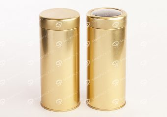 ##tt##-Metal Container 66mm Diameter