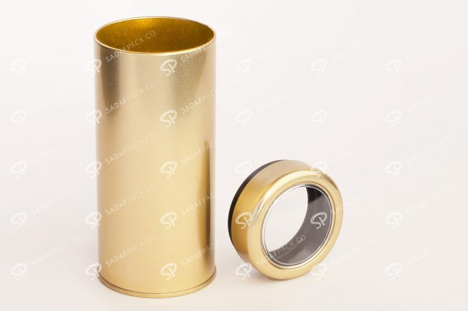##tt##-Metal Container 66mm Diameter