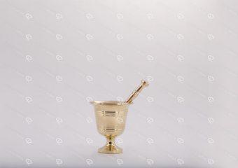 Saffron Mortar