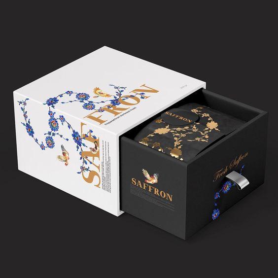 saffron packaging ideas 15