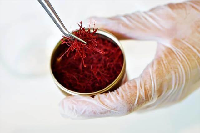 saffron standard test
