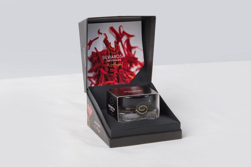 هذا Hard Box نوع واحد من علب الزعفران الفاخرة