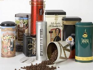 Pros & Cons of Coffee & Tea Metal Tin-Boxes