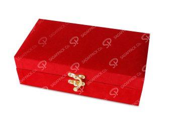 Double khatam Saffron Gift box