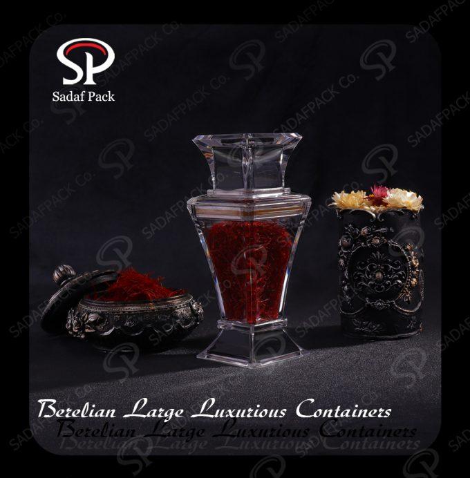 Berelian saffron box